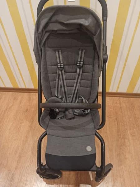 детская коляска после чистки
