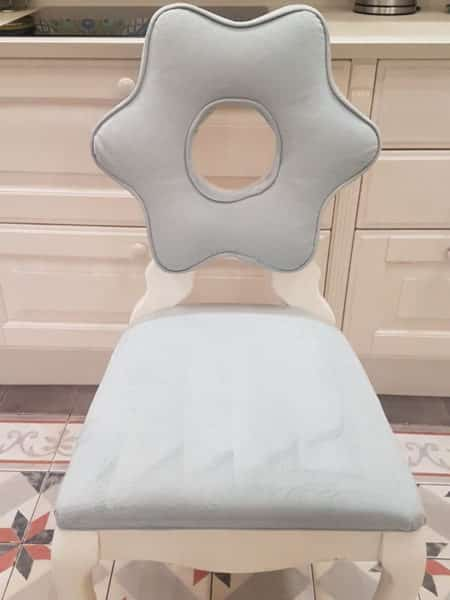 стул после химчистки